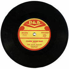 "DAVE BAILEY QUINTET  ""COMIN' HOME BABY - RADIO EDIT"" R&B / JAZZ CLASSIC"