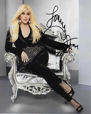 Cher 8X10 Original Autogramm 8X10 Foto #2
