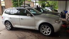 BMW X3 3.0d M Sport 2007 330d 530d SUV 218 BHP X5 High Spec