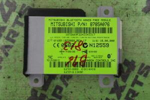 MITSUBISHI ASX 2015 REG OEM BLUETOOTH CONTROL UNIT MODULE 8785A076