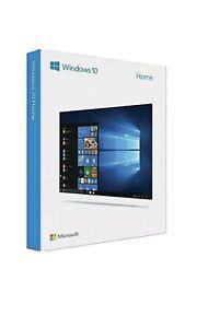 Microsoft Windows 10 Home USB Flash Drive   Ships Worldwide