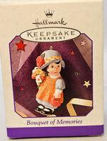 Hallmark - Bouquet of Memories - 1998 - Keepsake Ornament