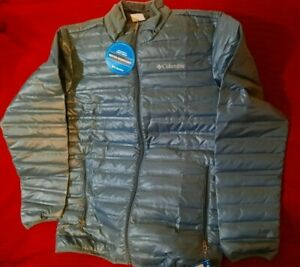 Columbia Sportswear  Flash Forward Down-Fill Jacket  Size Medium Color Green