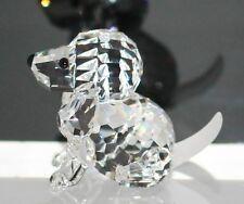 Swarovski Original Figurine Dog/Beagle Sitting nr.158418