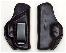 Turtlecreek Leather IWB Holster BodyGuard 380 (no laser) RH Pattern & Fixed Clip