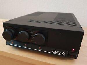 Mission Cyrus Two Integrated Amplifier,MM + MC Phono, Gebrauchsspuren