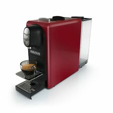 Morphy Richards 179002 Nespresso Compatible Accents Coffee Capsule Machine, Red
