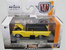 M2 MACHINES AUTO-MODS AM06 1957 CHEVROLET SEDAN DELIVERY 17-47 1/6,000
