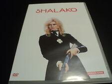 "DVD NEUF ""SHALAKO"" Brigitte BARDOT, Sean CONNERY / western"