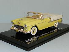 Vitesse 1/43 1955 Chevrolet Bel Air Convertible Harvest Gold MiB