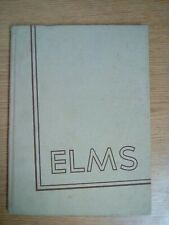 1945 State Teachers College at Buffalo NY College Yearbook Elms