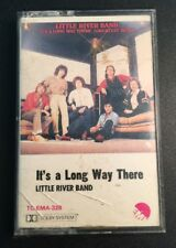 LITTLE RIVER BAND 'ITS A LONG WAY THERE' Cassette Tape Album