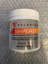 VALENTUS SLIMROAST Brazilian Dark Roast Coffee (3 Oz Can) **FREE SHIPPING**