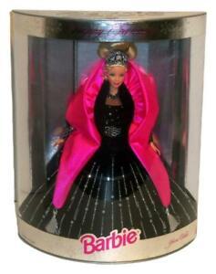 Barbie 1998 Happy Holidays Christmas Doll Mattel 20200 Special Edition NRFB