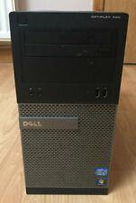 DELL OptiPlex 390   i3-2100 CPU @ 3.10Ghz   6GB RAM   500GB HDD   WIN 10 PRO