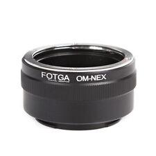 FOTGA Olympus OM-NEX Lens to Sony E-Mount NEX3 C3 NEX-5 5N 5R NEX6 NEX7 Adapter