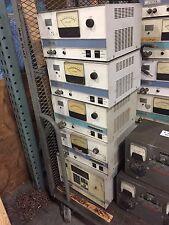 Unitek Miyachi 60 Watt Second Micro Welder Power Supply Resistance Analog