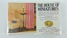 Dollhouse The House Of Miniatures Kit Queen Anne Candle Stand  X-Acto 40013 New
