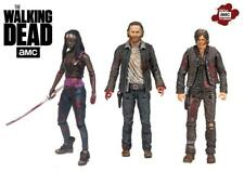 The Walking Dead 14523 Rick Daryl and Michonne TV Hero Figure