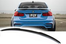 echte CARBON neu V type spoiler für BMW E90 3er Limo 2006-13 Heckspoiler Flügel