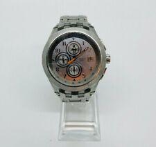 Swatch Irony Automatic Men's Watch Chronograph Chrono Swiss Made Mechanical