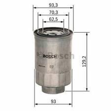 BOSCH Filtro carburante 1 457 434 438