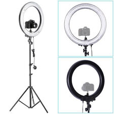 """Neewer Studio 18"""" Dimmable 75W Ring Fluorescent Flash Light with Light Stand Kit"""