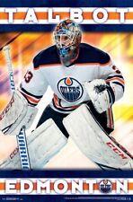 CAM TALBOT - EDMONTON OILERS POSTER - 22x34 - NHL HOCKEY 16310