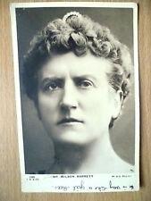 1904 Used Postcard- Actors WILSON BARRETT, No. 1404+ Stamp