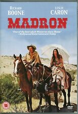 Madron 5019322349730 With Richard Boone DVD Region 2