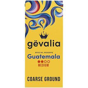 Gevalia Special Reserve Guatemala Coarse Medium Roast Ground Coffee (10 oz Bag)