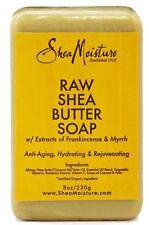 Shea Moisture Raw Shea Butter Bar Soap 8 oz