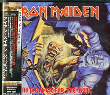 IRON MAIDEN-NO PRAYER FOR THE DYING-JAPAN CD E25