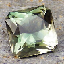 PEACOCK-SEAFOAM GREEN DICHROIC OREGON SUNSTONE 6.61Ct FLAWLESS-TOP INVESTMENT!!