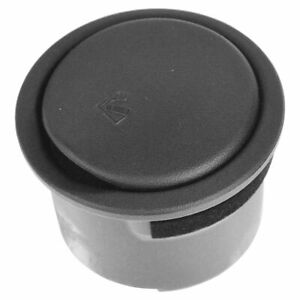 OEM Ash Tray Coin Cup Receptacle Console Mount Black for Ford Lincoln Mercury