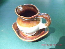 7Dd41 Souvenir, Vermont Maple Syrup Pitcher, 1 Tiny Chip On Rim, Very Good Cond