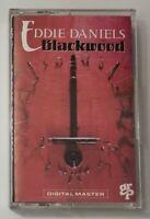 Eddie Daniels Cassette Blackwood 1989 GRP Tape