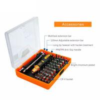 53 in 1 JAKEMY JM-8127 Magnetic Interchangeable Precision Screwdriver Kit Set