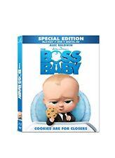Boss Baby Special Edition - Blu-ray + DVD + Digital HD