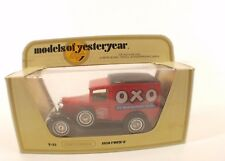 Matchbox models of yesteryear Y22 Ford A OXO 1/40 neuf en boite mint in box