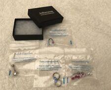 JoBananas Piercings , 4 Brand New In Sealed Original Bags