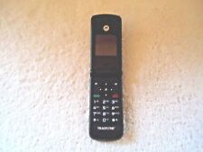 "Motorola Flip Top Tracfone "" GREAT COLLECTIBLE ITEM """