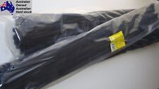 CABLE TIES 1 M x 9.0 mm 100 / Bag UV Resistant Black UL & RoHS Cert NYLON 6/6