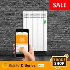 Rointe D Series DIW0330RAD - Delta 330w Oil-Filled Electric Radiator & Wifi