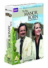 to The Manor Born Series 1 - 3 and Anniversary UK DVD
