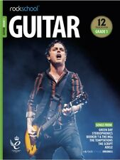 Rockschool Guitar 2018-2024 Grade 1 Book/Audio