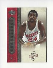 2006-07 Chronology #65 Moses Malone Rockets /199