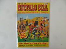 Bastei - Hansrudi Wäscher - Buffalo Bill - Nr. 512 - Zustand: 1-2
