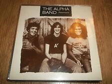 "The Alpha BAND ""INTERVIEWS"" ORIGINAL VINYL LP EX/EX 1988"