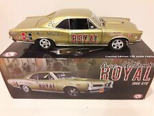 "Pontiac GTO 1966 ""Ace Wilsons Royal"", Acme/GMP A1801206 1/18th scale"